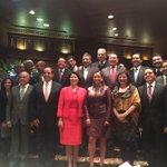Durante la última reunion de trabajo del año de la @asetur_mx con la secretaria @ruizmassieu @gobiernohidalgo http://t.co/02vkdu7qms