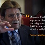 As India mourns with Pakistan, Musharraf blames New Delhi, Kabul http://t.co/Tex6eY599O http://t.co/Mp4TmtTWgU