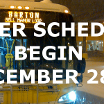 Winter 2014 Schedule Changes Begin on December 28th #HamOnt #HSR http://t.co/QgZ05LxKsD http://t.co/uBzna0MSnw