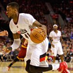With 15 points & 16 rebounds, Thomas Robinson undoubtedly was tonights #BlazersGameChanger! http://t.co/uHy6jyNxCP