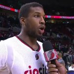 Postgame: @Trobinson0 on staying ready, playing with energy and Hack-A-TRob WATCH: http://t.co/0pmV5nX2kt http://t.co/wpAW7Z3gqd