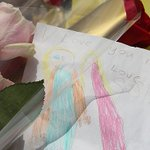 """""""I love you mum, love Sasha"""" - the most heart-wrenching note at #MartinPlace. http://t.co/tq73K5YbLN #SydneySiege http://t.co/MkEzXPYBRh"""