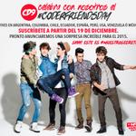 ¡Oye, tú! ☺️ ¡Si vives en España, celebra con nosotros el #CODERFRIENDSDAY! ¡Suscríbete! http://t.co/CCB8O8p6aA
