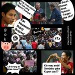 """ DEMI SEMBAKO RELA ANTRI SAMPE PAGI "" #SuperSoccerMeme @bolanewscom @my_supersoccer http://t.co/rCgqvt16TE"