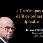 Le ministre qui décrète une fatwa contre #Zemmour et la France http://t.co/Q16nZsG3Gz