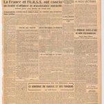 A la Une du premier numéro du Monde le 18 décembre 1944 http://t.co/i35JSh1y2T