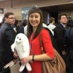 Conférence de #Poutine. Les journalistes sont priés de laisser leur peluche au vestiaire!! http://t.co/A0hf7VdUit