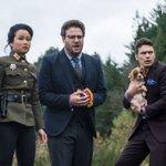 """""""Linterview qui tue"""" : Sony choque Hollywood et annule la sortie du film à cause des pirates http://t.co/aU2JjEDTjh http://t.co/bzGqp1TkYv"""