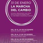 Esta manifestación la vamos a hacer entre todos,tenemos que decidir juntos cómo salir a la calle #2015EmpiezaElCambio http://t.co/20oYYePxm1