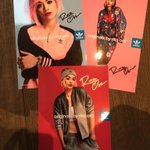 AND three signed @adidasoriginals #unstoppable @ritaora collection prints #TurnFirstXmasGiveaway http://t.co/ITzQloSa23