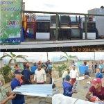 Hoy estuvimos en barrios al oeste d #Barquisimeto cn #UnaSorpresaEnNavidadentregando materiales afamilias humildes http://t.co/WJpHiN3Ugm