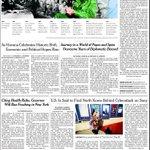 Quelques unes de la presse américaine après le rapprochement historique entre Cuba et les Etats-Unis. http://t.co/ykKWdMMYhW