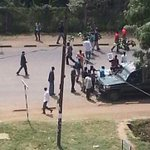 """""""@suemc_phee: Hooligans on Ngong road screaming and stopping vehicles. Caution advised http://t.co/X2bxbXi3qz"""" @Ma3Route @NationFMKe #KOT"""