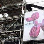 Pas étonnant ... RT @LesEchos: L'expo #Koons bat des records au @CentrePompidou >> http://t.co/ICux0zOht6 http://t.co/q83vhDLKAh