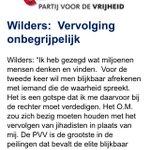 Wilders: vervolging onbegrijpelijk http://t.co/u0El4MAObJ