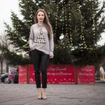 Its a Xmas Jumper kind of day! How cute is @stylegamblerss jumper? http://t.co/ENZUvimYaY #fbloggers #itwbn http://t.co/MKLRqNkB5P