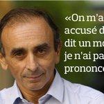 Sur @RTLFrance, #Zemmour dénonce une «manipulation fantastique» au sujet de son interview >> http://t.co/9JkgI0Xk5I http://t.co/Fm58fUbOeU