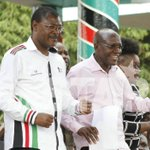 Khalwale, Wetangula arrested outside Parliament ahead of Cord protest against #SecurityBill http://t.co/cTim5xqa61 http://t.co/sir6OQ7nc7