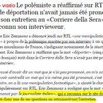 """.@libe Pas merci à ce """"journaliste"""" italien qui offre à E. Zemmour la meilleure des postures, celle de victime. http://t.co/yPQdr52wlY"""