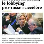 Au Front national, le lobbying pro-russe saccélère http://t.co/OPvwu4vMRQ http://t.co/8LDyRWoN7M