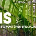 Avis aux bac +3/ bac+5 : le salon des masters et mastères spécialisés a lieu samedi 17 janvier http://t.co/ujLHclSaP9 http://t.co/tgZb1zKwfc