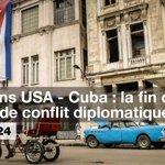États-Unis - Cuba : un tournant historique Revoir le #DébatF24 Partie 2 >>> http://t.co/j4aUTwTZrW @durpaire http://t.co/FMZe8IA44v