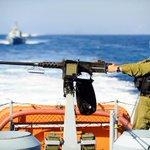 القوات الإسرائيلية تطلق النار على قوارب الصيادين الفلسطينيين في #Gaza صباح اليوم ... #KenzaMorsli #كنزة_مرسلي http://t.co/j27cZggY1x