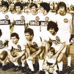 Un 18 de diciembre de 1981 el club Olimpia empata ante Sol 1 a 1 y se consagra Tetracampeon del Fútbol Paraguayo. http://t.co/iPiPmcQduz