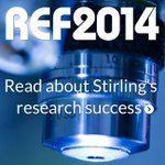 For an overview of Stirling's outstanding performance in #REF2014 & our Impact highlights see http://t.co/3prBGrobUG http://t.co/LlmKk6haZO