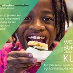 Mooie actie voor #basischool #docenten in #Amsterdam. Kijk voor 31 jan. op boerderij-educatie.nl @WaterLandDijken http://t.co/suamfYUNGR