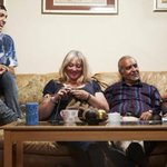 """@BBCNewsbeat: Gogglebox drops family because of dad running for UKIP http://t.co/YKZFnHdLqg http://t.co/cj7w2H4za2"" UNFAIR"