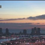 Pretty #Sunrise from our #Miami camera Email your photos: pics@cbsmiami.com @CBSMiami @MiamiHerald @CBS4Weather #CBS4 http://t.co/23Zm9Su7Re