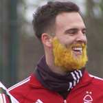 #SantaClaus please note! #NFFCs Danny Fox has dyed his beard to raise awareness of @cftrust. https://t.co/Owm6RPfeg6 H/T @SkySportsNewsHQ