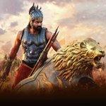Pic : @RanaDaggubati from @BaahubaliMovie @