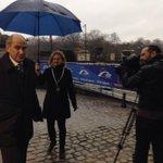 @JJansaSDS President of @strankaSDS  arrives at our Summit #EPPSummit http://t.co/yrv4QVOIXG