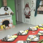 El Nadal també arriba al menjador del @claretbarcelona http://t.co/oiY5MxI6Zc