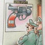 #Pakistan #PeshawarAttack #terrorism #PakBailsOutTerror #PrayForPeshawar Ajit Ninans cartoon said it all ! Times http://t.co/maC8oNDGce