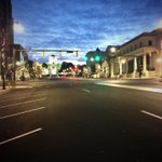 Dexter Ave. looking beautiful this morning, with pretty clouds & sparkling Christmas lights! @wsfa12news @JoshWeather http://t.co/bRqkQKBOUo