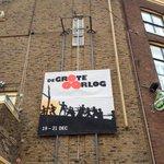 19 / 20 / 21 december staan we in @GrandTheatreGro #Groningen met #DeGroteOorlog @UitburoGro http://t.co/gTAxaodiH7