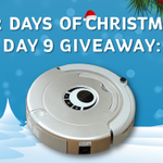 Win a sophisticated robotic hoover for your home in todays Christmas giveaway! Follow & RT to enter! #SmarterLiving http://t.co/PldvLriJjM
