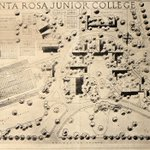 An early map of Santa Rosa Junior College, from 1931 yearbook, when we had only the Santa Rosa campus. #SRJC #TBT http://t.co/VU1m4qKvPL