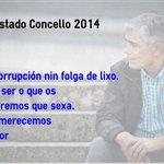 Lugo non é corrupción nin folga de lixo. Lugo é e será o q os e as lucenses queiramos q sexa #DEMLugo14 http://t.co/kKAaUt0Dtw