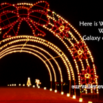 RT @OurValleyEvents: What to expect from a visit to @HSVBG's Galaxy of Lights http://t.co/U0oCqdEcZd #Huntsville http://t.co/kVd9JqxSNo