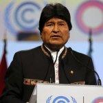 Evo Morales asegura que EEUU ha provocado la bajada del crudo para agredir a Venezuela y Rusia http://t.co/yM5BkBz5Zf http://t.co/fWi5MzfaIH