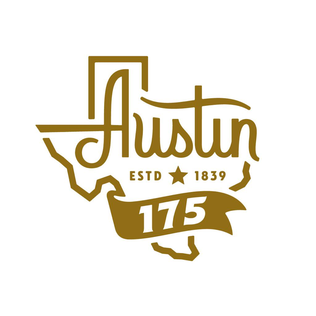 We just unveiled this new logo for #Austin. Happy 175th to the best city on earth! http://t.co/whnzhR2xIK