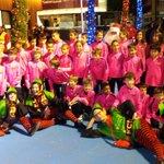 El vicepresident Jordi Cardoner i una representació de joves de l'FCBEscola engeguen els llums de Nadal al Camp Nou http://t.co/hkoTJJzkhg