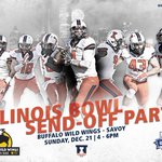 Join the #Illini at @BWWings in Savoy this Sunday before we head to Dallas for the @HODBowl! http://t.co/rKIuDYIAFW