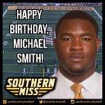 Happy birthday to DL Michael Smith from Birmingham, AL! #SMTTT #family http://t.co/XGbbEOODYG