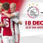 Last-minute naar #Ajax - Vitesse? Over een kwartier gaat de stadionkassa open! http://t.co/4OniLxF0TJ #ajavit