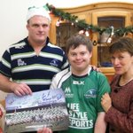 The @connachtrugby squad spread some Christmas cheer in Galway Hospital and Ability West http://t.co/HoPkvSZRAj http://t.co/Af7l57biYG